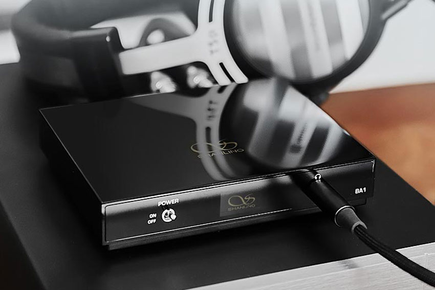 Shanling BA1 Desktop Bluetooth Receiver 06