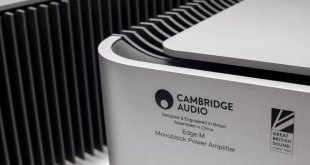 Cambridge Audio Edge M Monoblock Power Amplifier – powerful mono power amplifier
