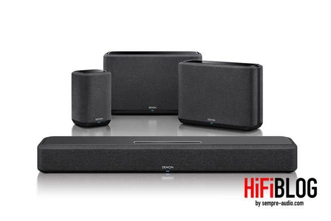 Denon Home Sound Bar 550 15