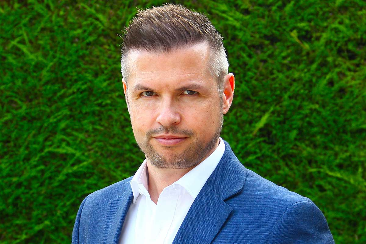 Franck Blondel new EMEA Senior Vice President Sales and Marketing at Premium Audio Company