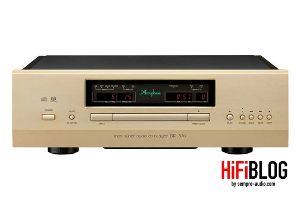 Accuphase DP 570 MDS Super Audio CD Player 01
