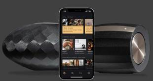 Bowers & Wilkins Music App