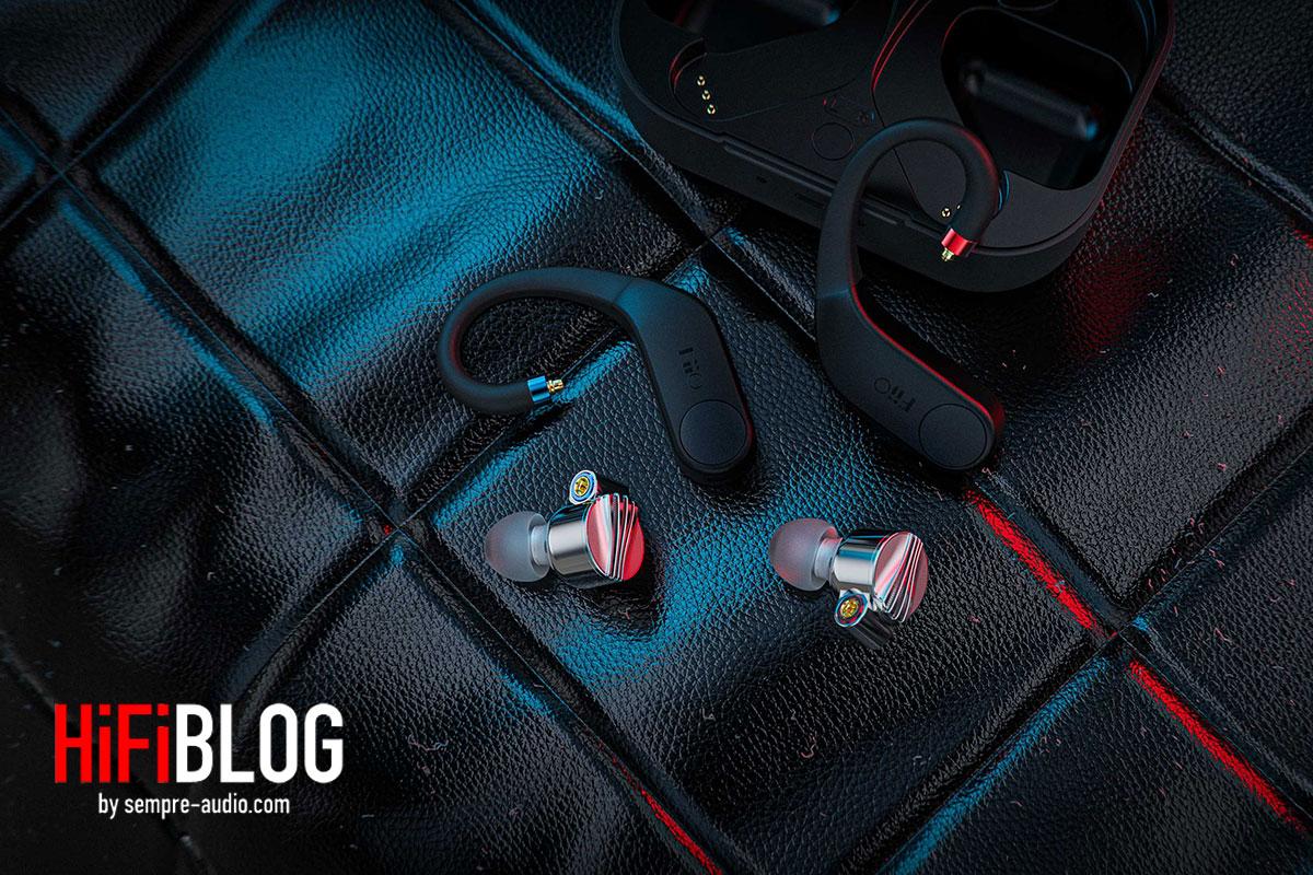 FiiO UTWS3 True Wireless Bluetooth Amplifier 03