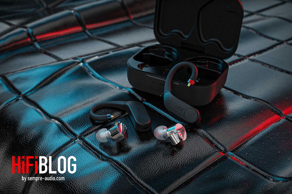 FiiO UTWS3 True Wireless Bluetooth Amplifier 06