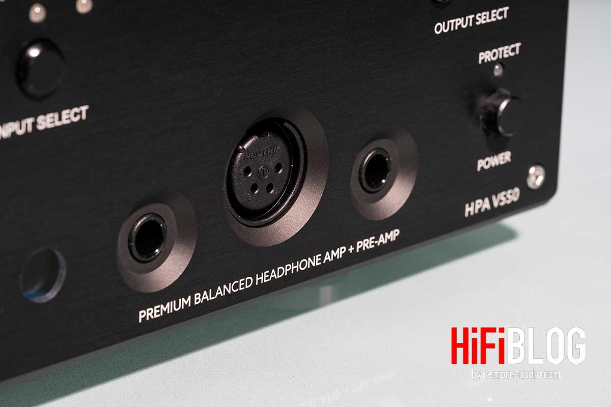 Violectric HPA V550 Premium Balanced Headphone Amp and Preamp 04