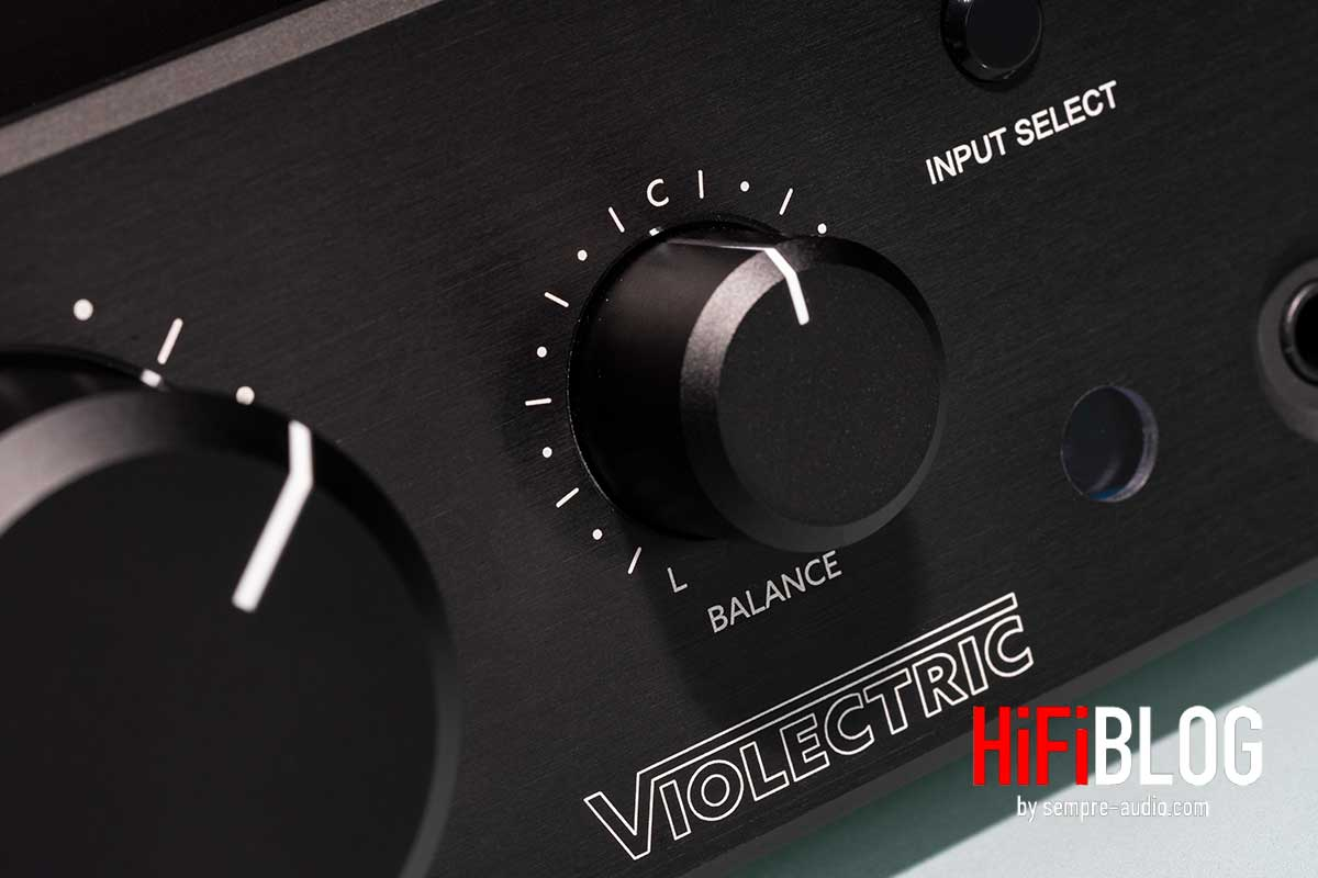 Violectric HPA V550 Premium Balanced Headphone Amp and Preamp 08