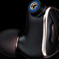 FiiO FH5s 2DD 2 BA In-ear Monitors - In-ear Headphones with Four Drivers