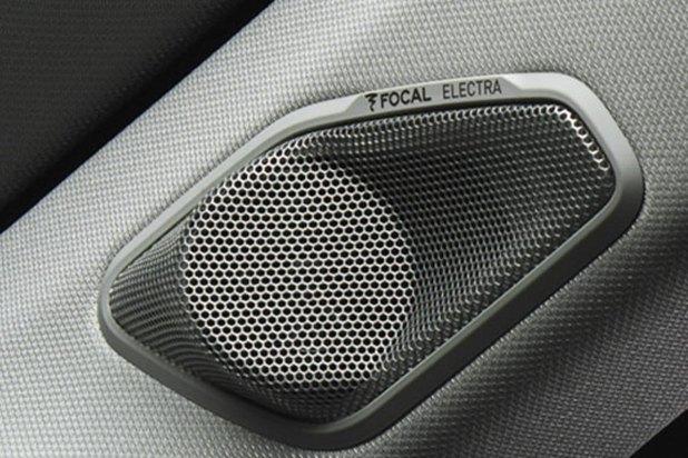 Focal Electra Audio System im neuen DS 4 08
