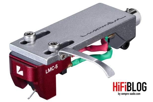 Luxman LMC 5 Reference MC Cartridge 03