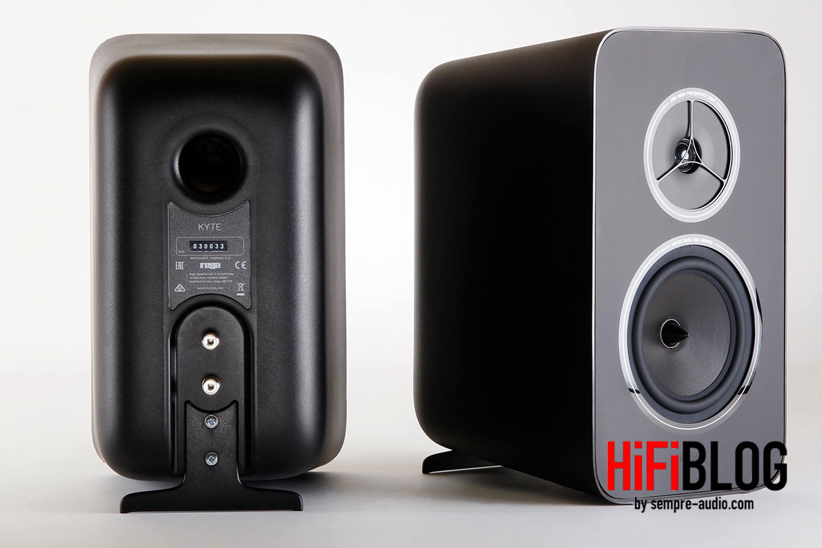 Rega Kyte Loudspeaker System 01