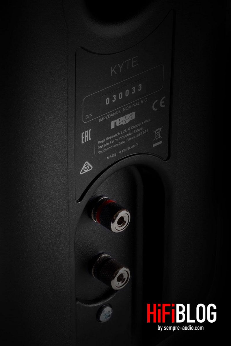 Rega Kyte Loudspeaker System 07