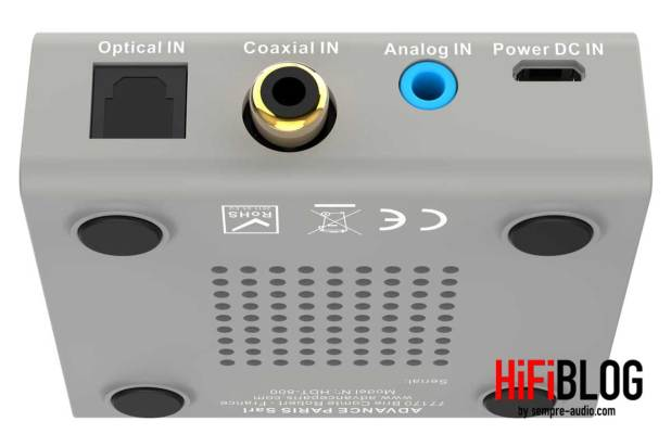 Advance Paris HDT800 Transmitter 01