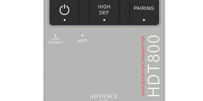 Advance Paris HDT800 Transmitter