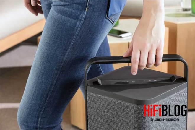Escape P9 High Quality Portable Loudspeaker System 06