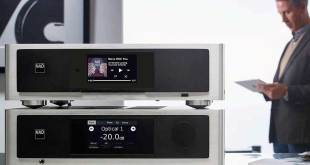 NAD Masters M33 BluOS Streaming DAC Amplifier and NAD T 778 AV Surround Sound Receiver Roon-ready
