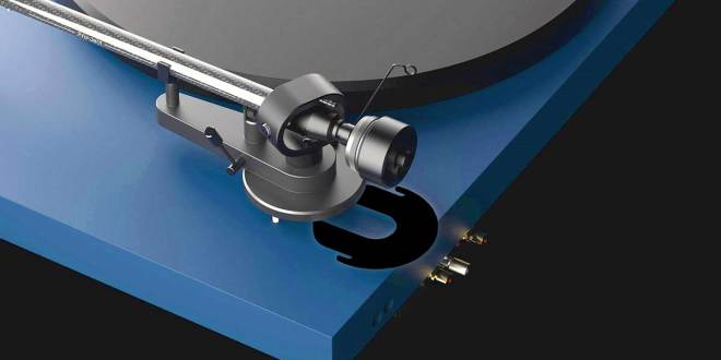Pro-Ject VTA it – Tonearm spacer disc
