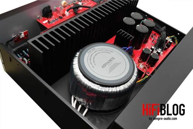 Advance Paris X A220 EVO HiFi Mono Power Amplifier 03