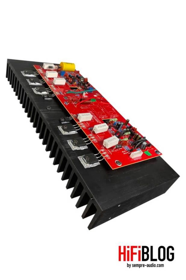 Advance Paris X A220 EVO HiFi Mono Power Amplifier 06