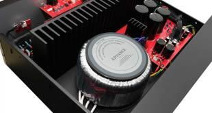 Advance Paris X-A220 EVO HiFi-Mono-Leistungsverstärker aus der Advance Paris Classic Line