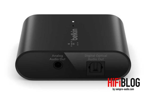 Belkin Soundform Connect Audio Adapter Apple AirPlay 2 07