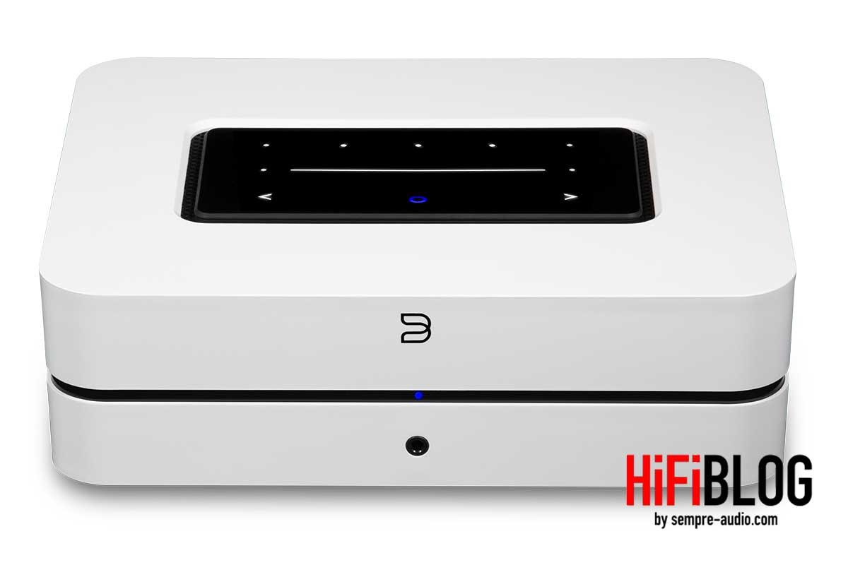 Bluesound POWERNODE Wireless Multi room Music Streaming Amplifier 07