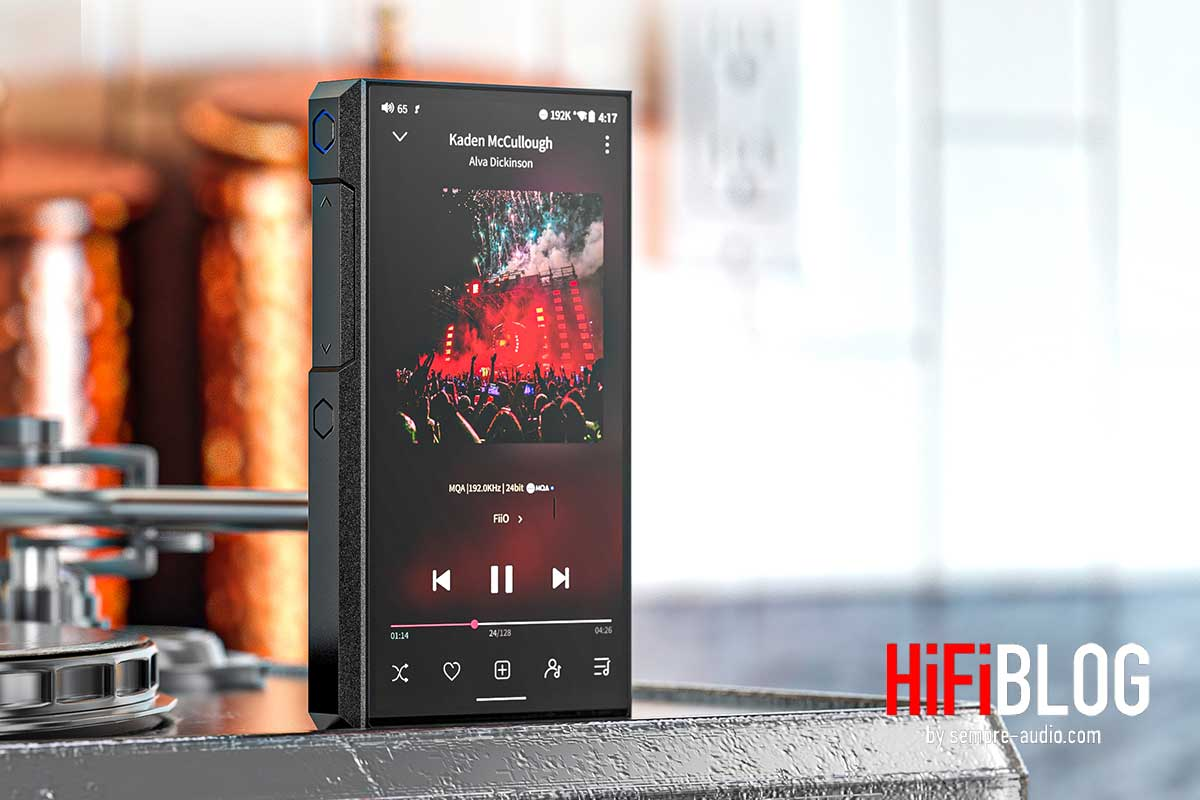 FiiO M11 Plus LTD Portable Music Player 01