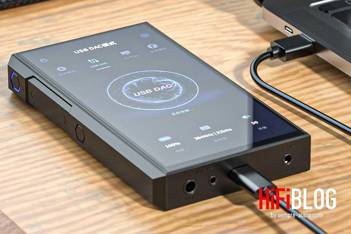 FiiO M11 Plus LTD Portable Music Player 03