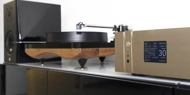 Gold Note PH-1000 and Gold Note PH-1000 LINE – New firmware for phono preamplifier