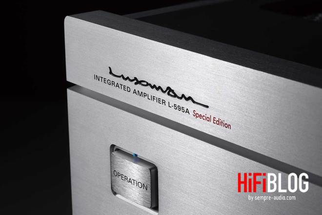 Luxman L 595A Special Edition 07
