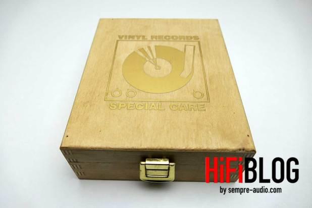 Simply Analog Vinyl Record Cleaning Boxset Woodedition 01
