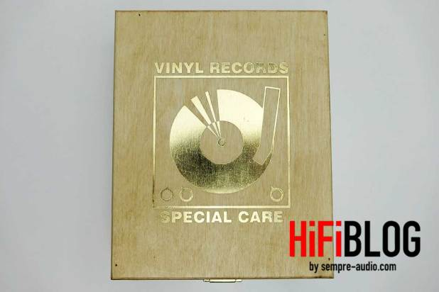 Simply Analog Vinyl Record Cleaning Boxset Woodedition 03