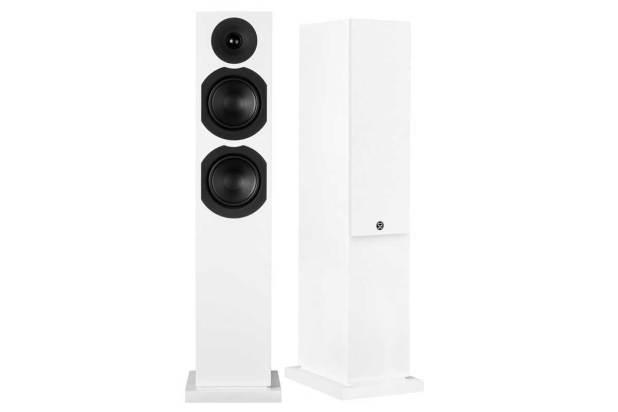 System Audio SA Legend 60 2 Silverback White