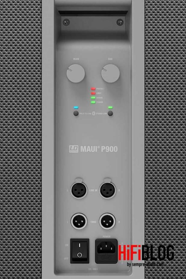 Adam Hall LD Systems MAUI P900 15