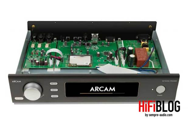 Arcam ST60 Streamer Roon Ready 03