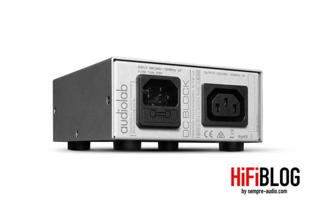 Audiolab DC Block 04