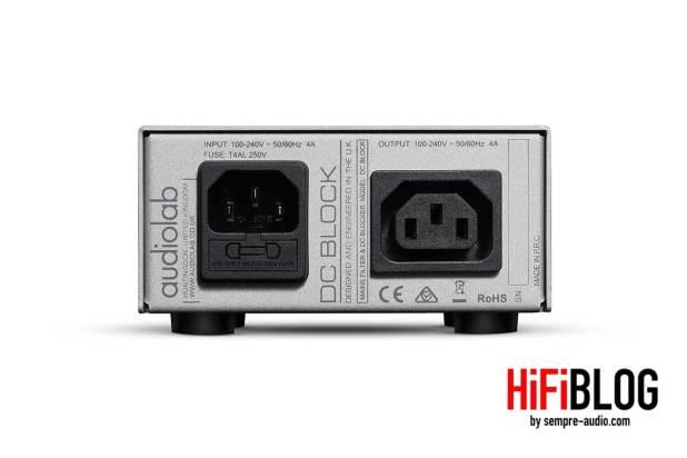Audiolab DC Block 05
