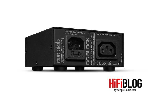 Audiolab DC Block 08