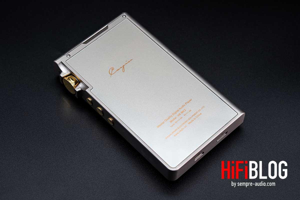 Cayin N6ii Ti R 2R Titanium Limited Edition 06