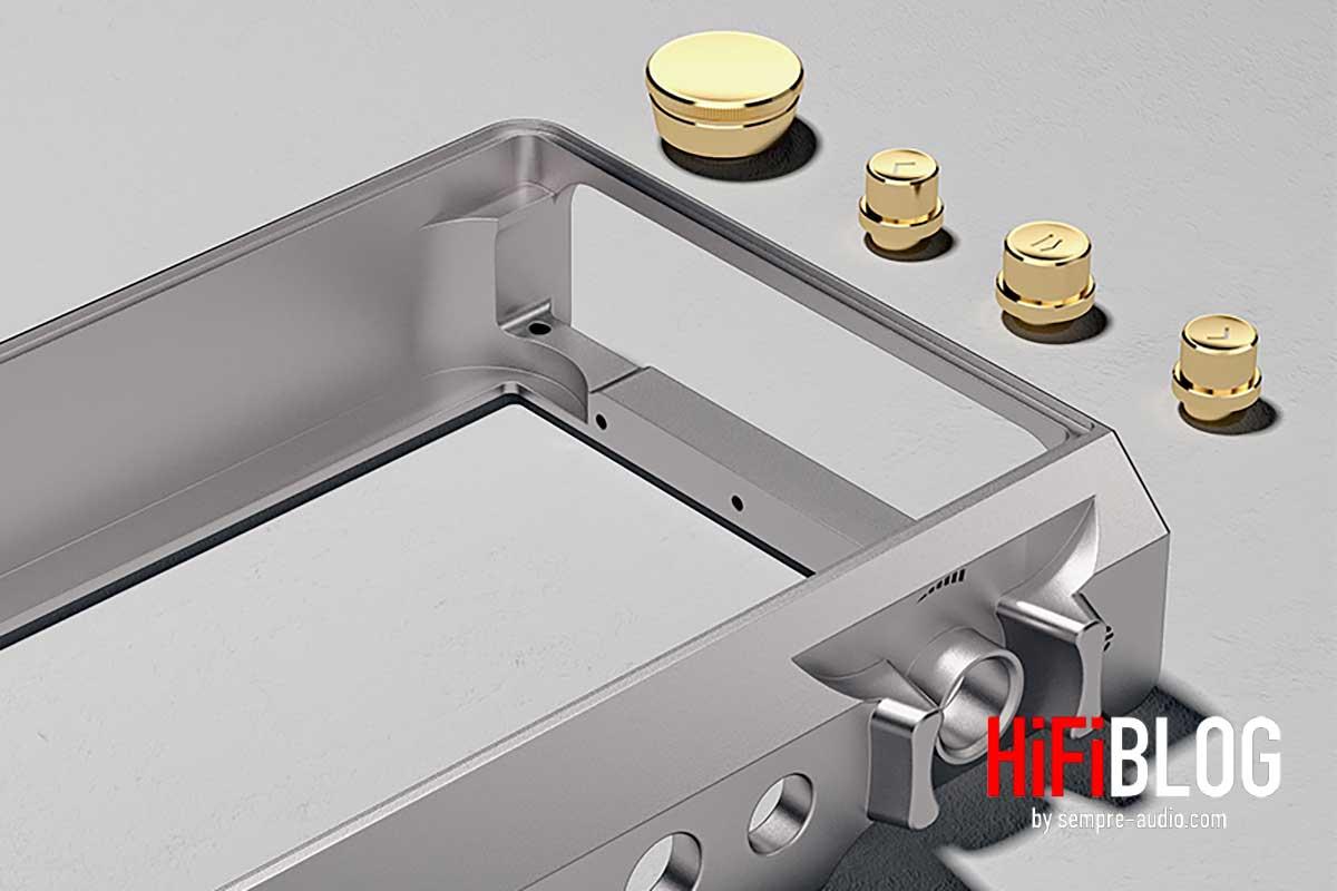 Cayin N6ii Ti R 2R Titanium Limited Edition 11