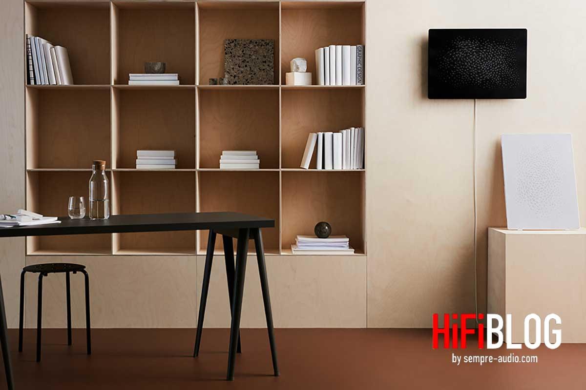 Ikea SYMFONISK Rahmen mit WiFi Speaker 06