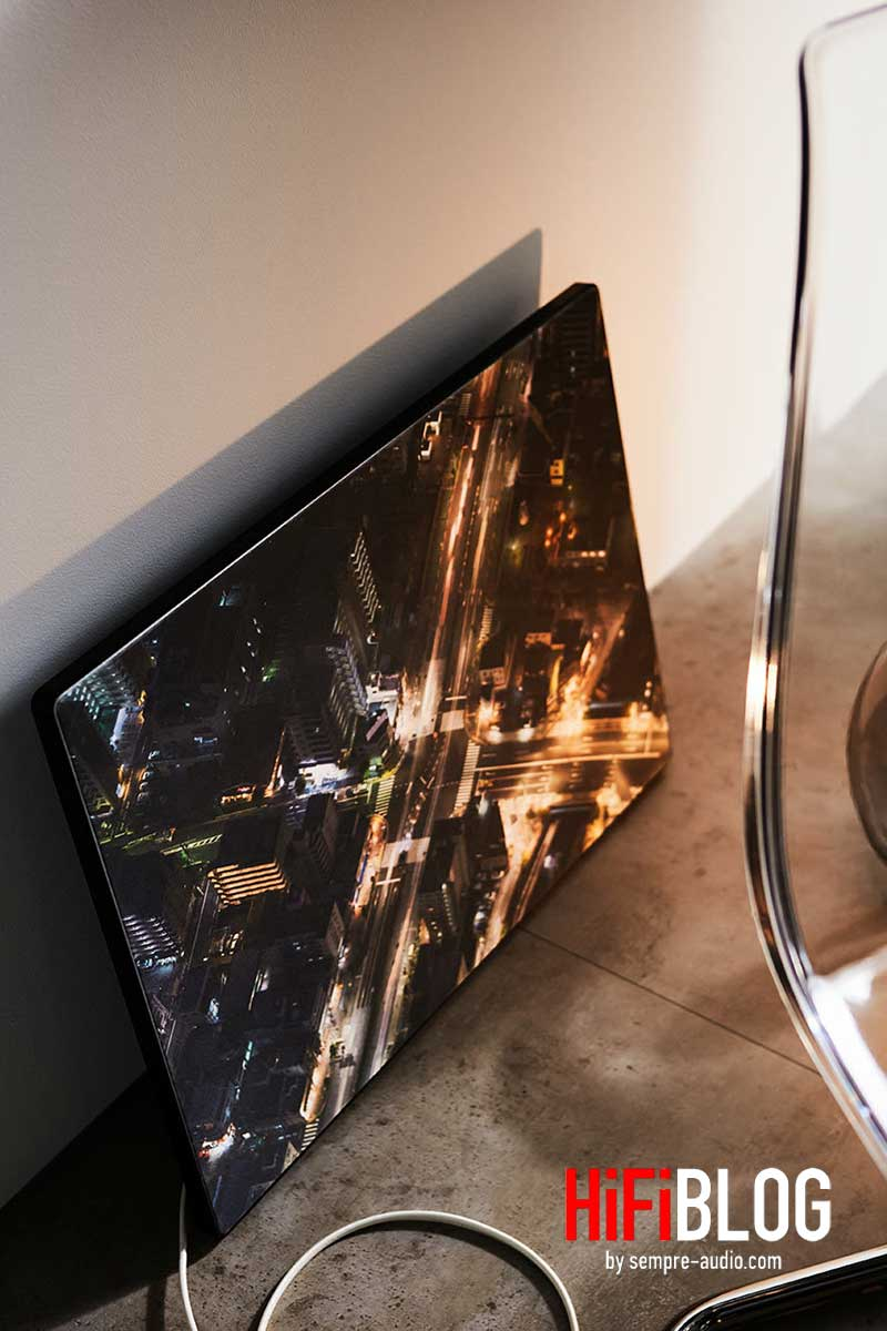 Ikea SYMFONISK Rahmen mit WiFi Speaker 08