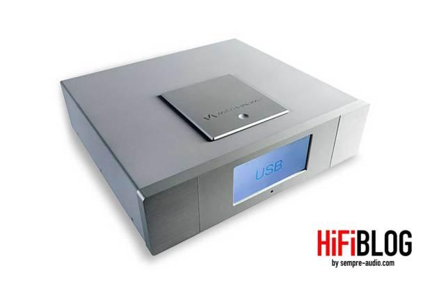 Metronome AQWO SACD CD Hybrid Player 05