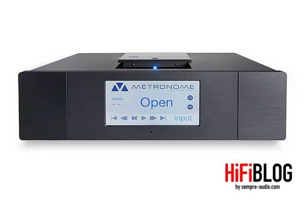 Metronome AQWO SACD CD Hybrid Player 06