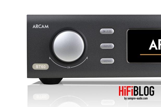 Arcam ST60 Streamer im Test 03