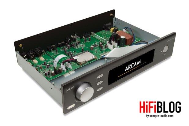 Arcam ST60 Streamer im Test 05