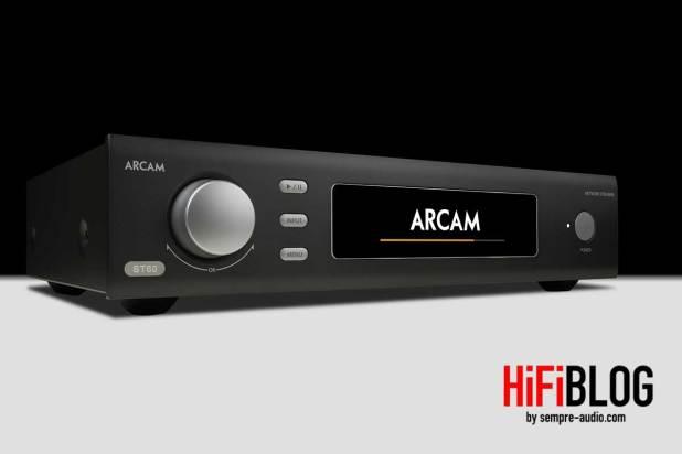 Arcam ST60 Streamer im Test 15