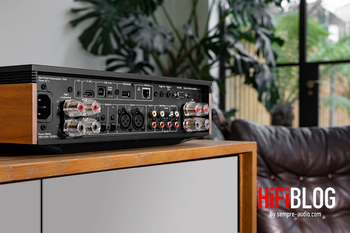Cambridge Audio EVO 150 im Test 13