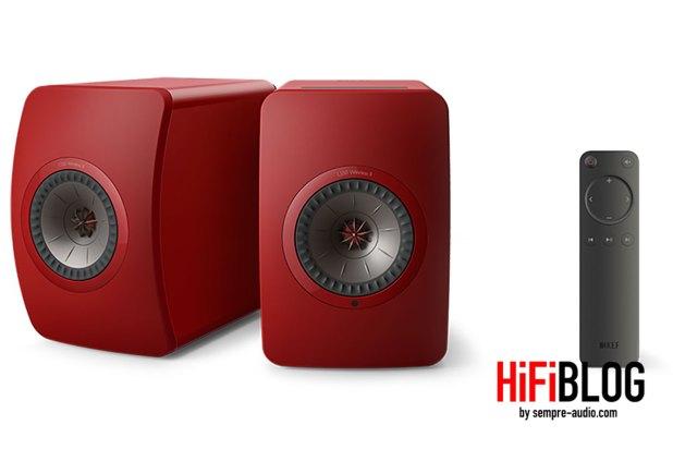 KEF LS50 Wireless II im Test 11