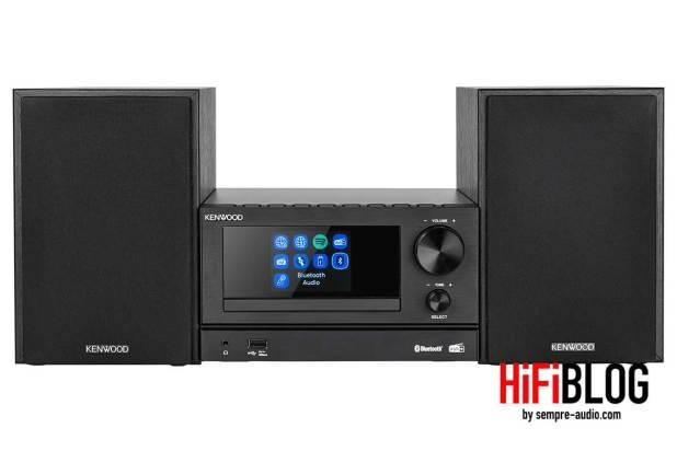 Kenwood Smart Micro HiFi System M 7000S und Kenwood Smart Micro HiFi System M 9000S 07