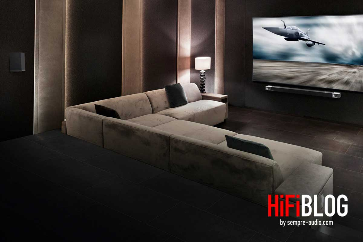 Klipsch Cinema 1200 Dolby Atmos 5 1 4 Sound Bar 02